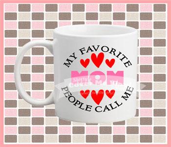 My Favorite People Call Me...