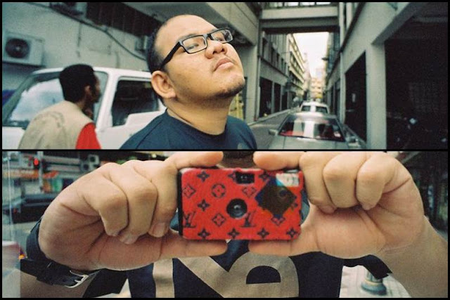Owner : Izwan Omar A.K.A Krukk. Camera : Lomolitos Custom Red LV