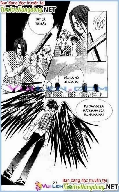 Sức Thanh Xuân chap 12 - Trang 23