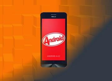 Cara Upgrade Asus Zenfone Jellybean ke Kitkat