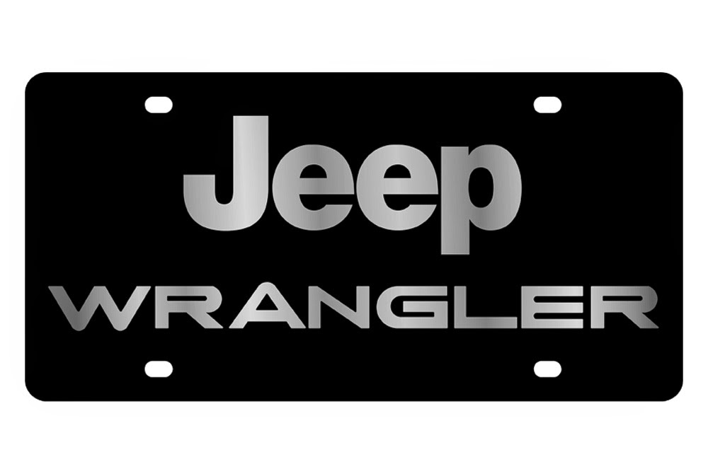 Logo of Jeep Wrangler