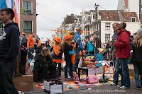 flea market Koninginnedag