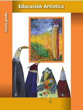 Educación Artística Sexto Grado Libro de Texto SEP (2013-2014)
