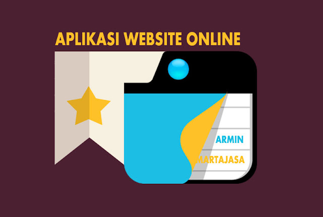 bookmark aplikasi website online
