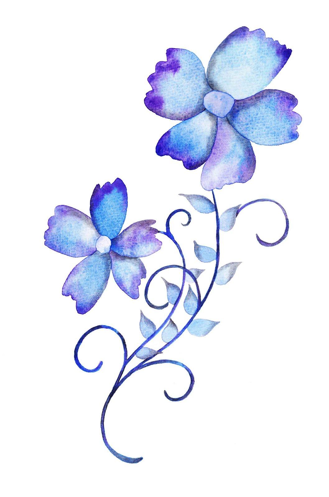 Spring Flower Texitle Design For Eyefix Part 2