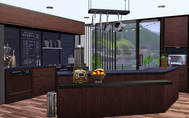 My sims 3 blog cormorant makeover by simplicity for Sims 3 kitchen ideas
