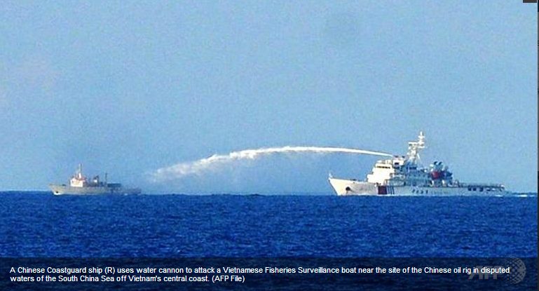 Philippines Plans Triple Action over China Sea Disputes