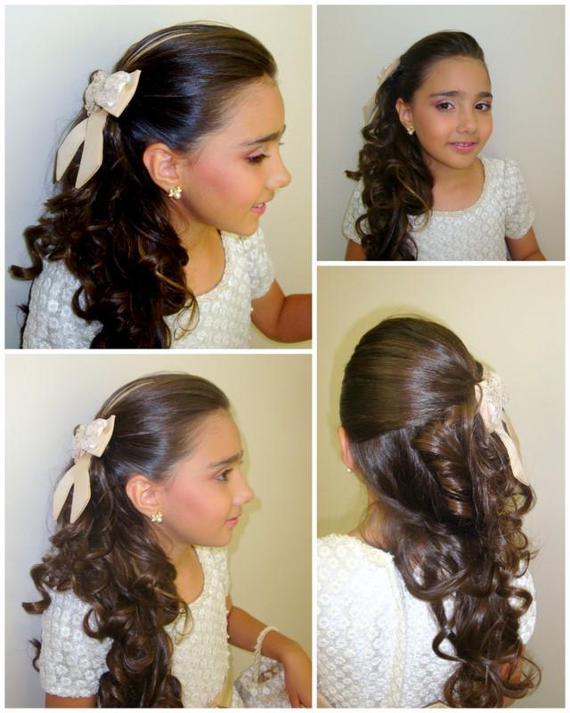 Conhecido Le Salon Blog: Penteado para Daminha!! PZ33