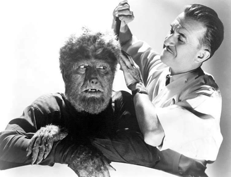 Behind the Scenes: The Wolfman, 1941 ~