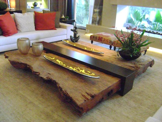 Estilo rustico mesas mas que rusticas - Mesas de centro rusticas ...