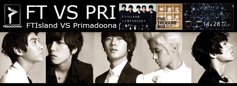 FT VS PRI
