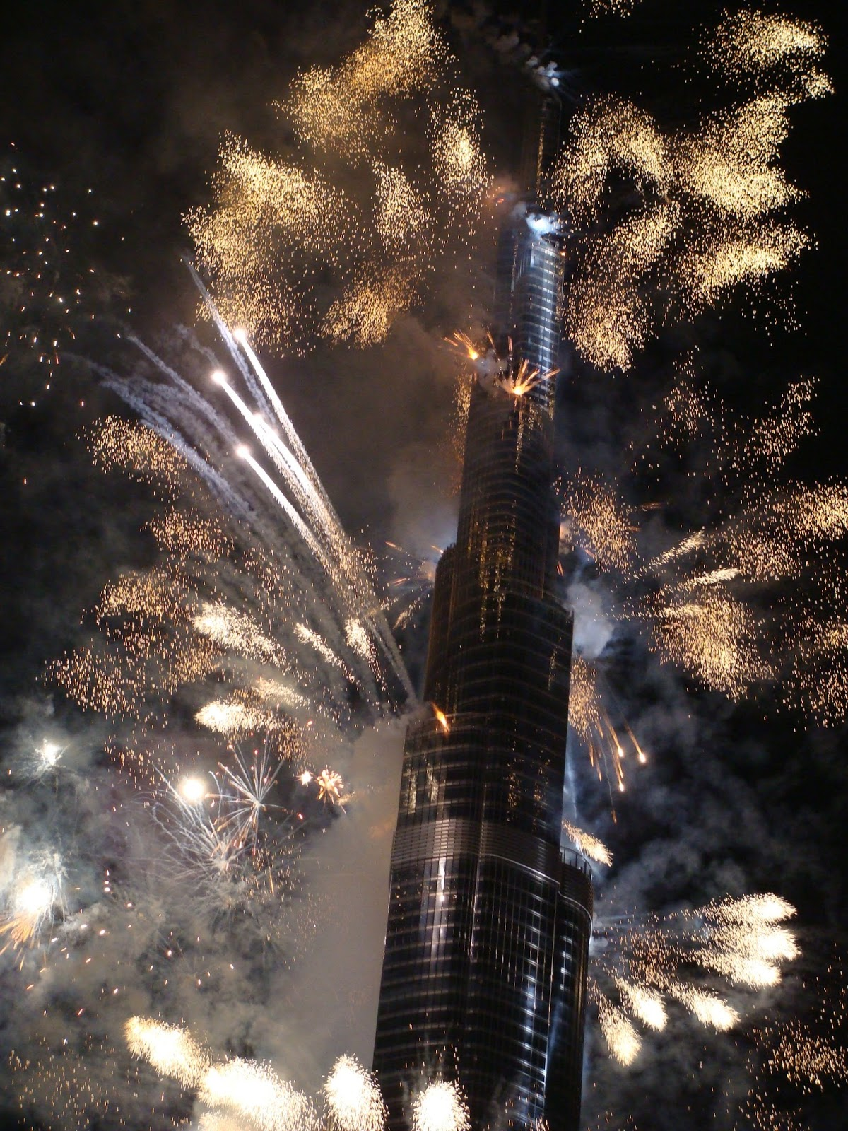 My World Burj Khalifa Opening Ceremony
