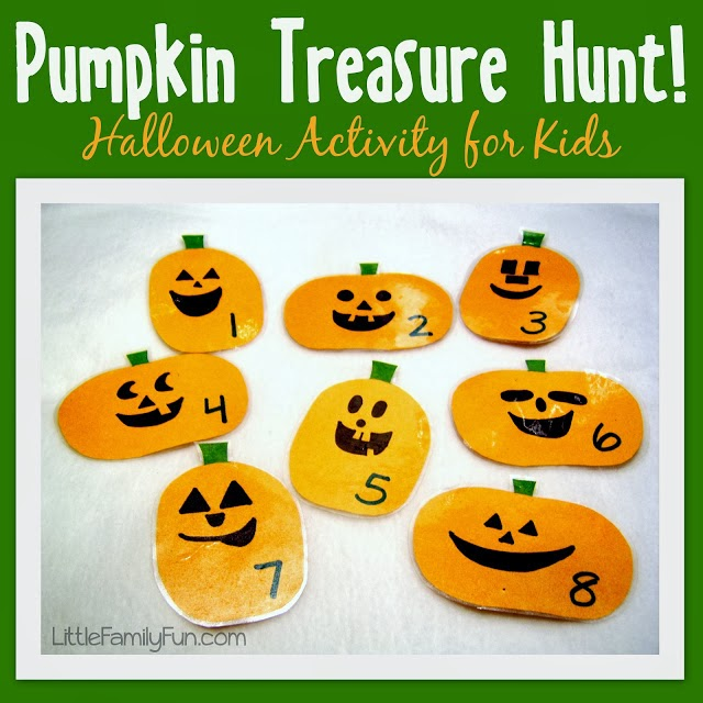 http://www.littlefamilyfun.com/2011/10/pumpkin-treasure-hunt.html