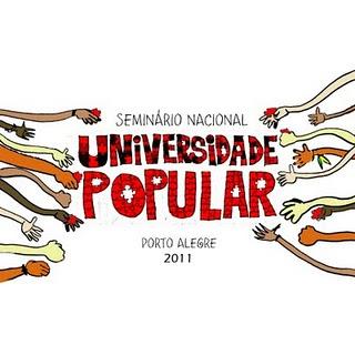 I SEMINÁRIO NACIONAL SOBRE UNIVERSIDADE POPULAR