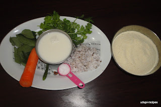 rava rotti ingredients