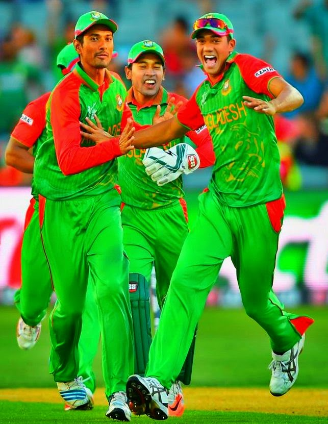 highlights of Bangladesh vs England match in the icc cricket world cup 2015