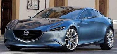 2017 Mazda 6 Sedan Coupe Release date