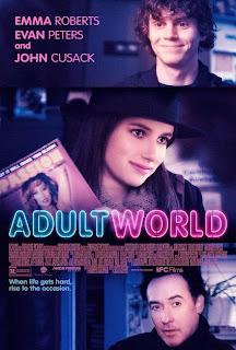 Watch Adult World (2013) movie free online