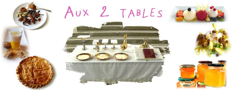 AUX 2 TABLES...