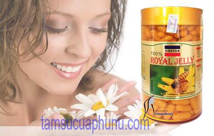 Sữa ong chúa Costar - Royal Jelly hàng chính hiệu của Úc