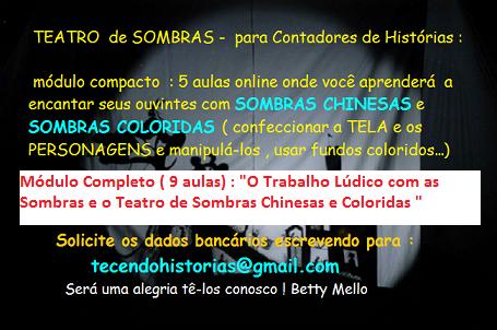 Módulos Teatro de Sombras ( completo ou compacto)