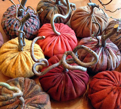 How To Make A Rustic Wool Pumpkin...