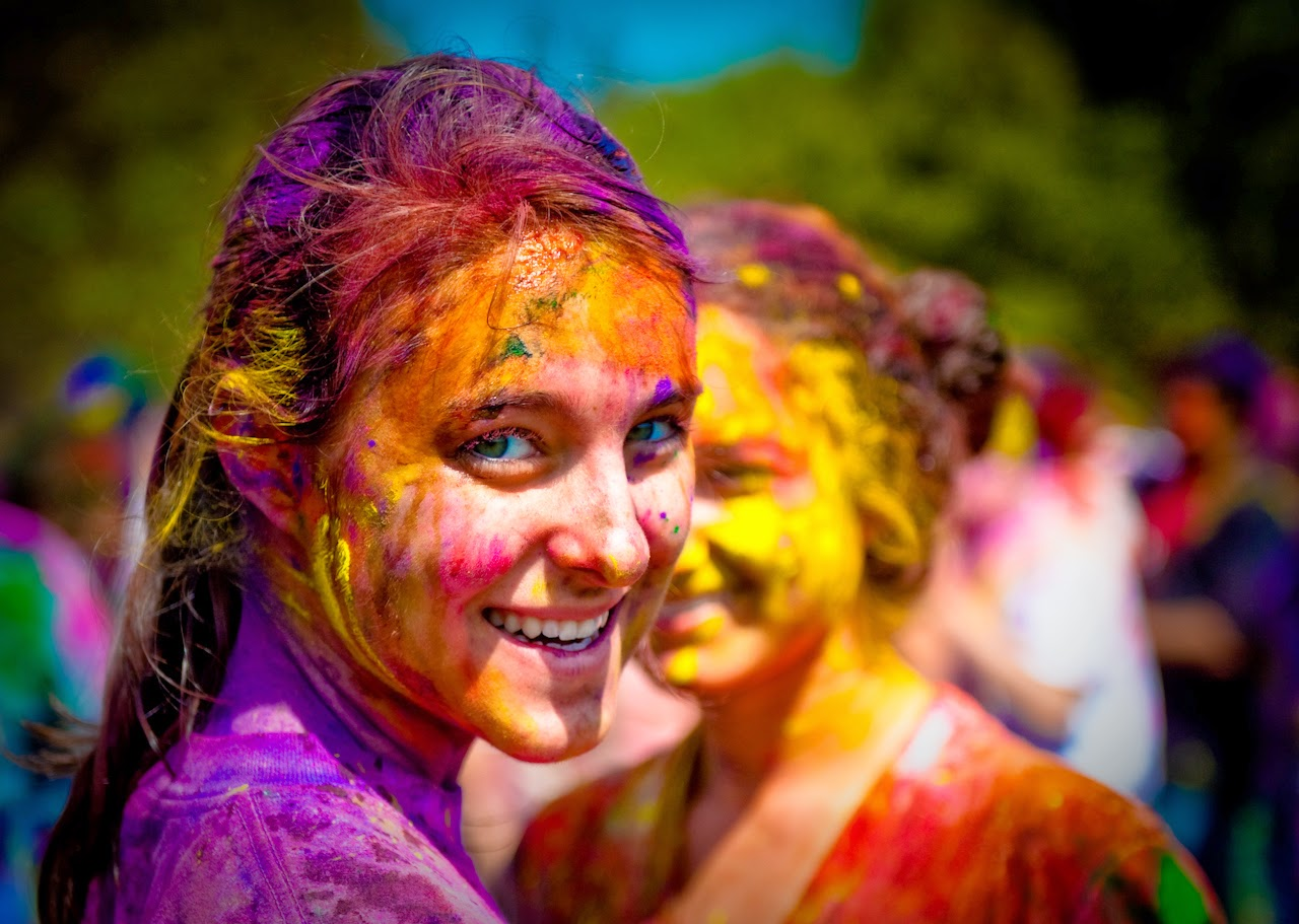 Hair and Skin Care Tips for Holi