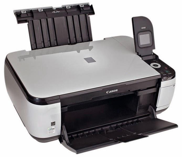 Скачать драйвера на принтер canon mp490