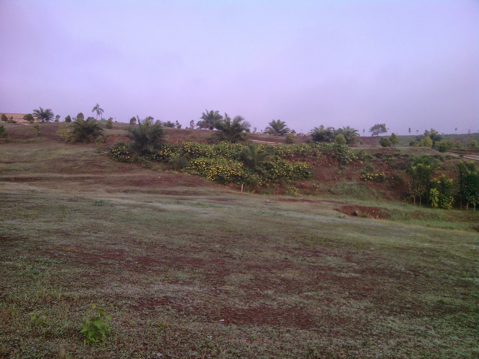 Lapangan Hotel Golf Resort Cikidang Sukabumi
