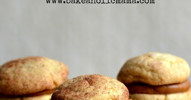 Snickerdoodle Cookie-Butter Sandwich Cookies - Baked New ...