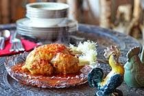 stuffed-chicken<br>ドルメ・モルグ(スタフド・チキン)