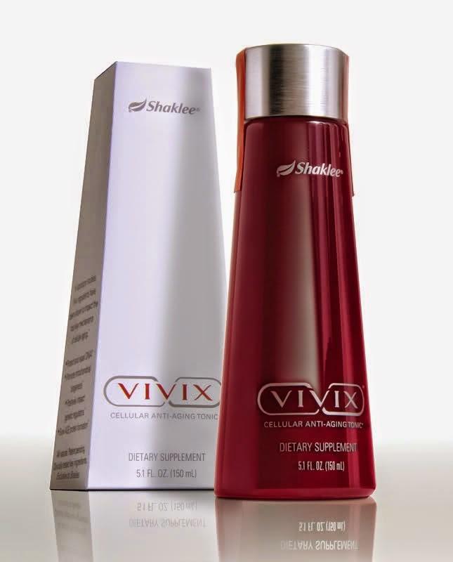 Vivix Shaklee terbaik untuk jantung darah tinggi diabetes