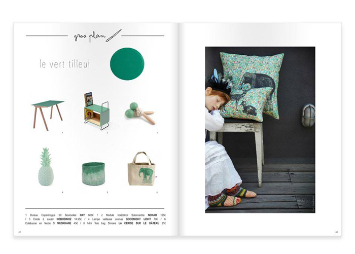 """ Les Enfants du Design "" magazine - Summer 2015"