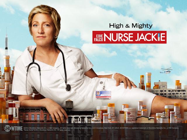 Nurse Jackie - Download Torrent Legendado (HDTV)