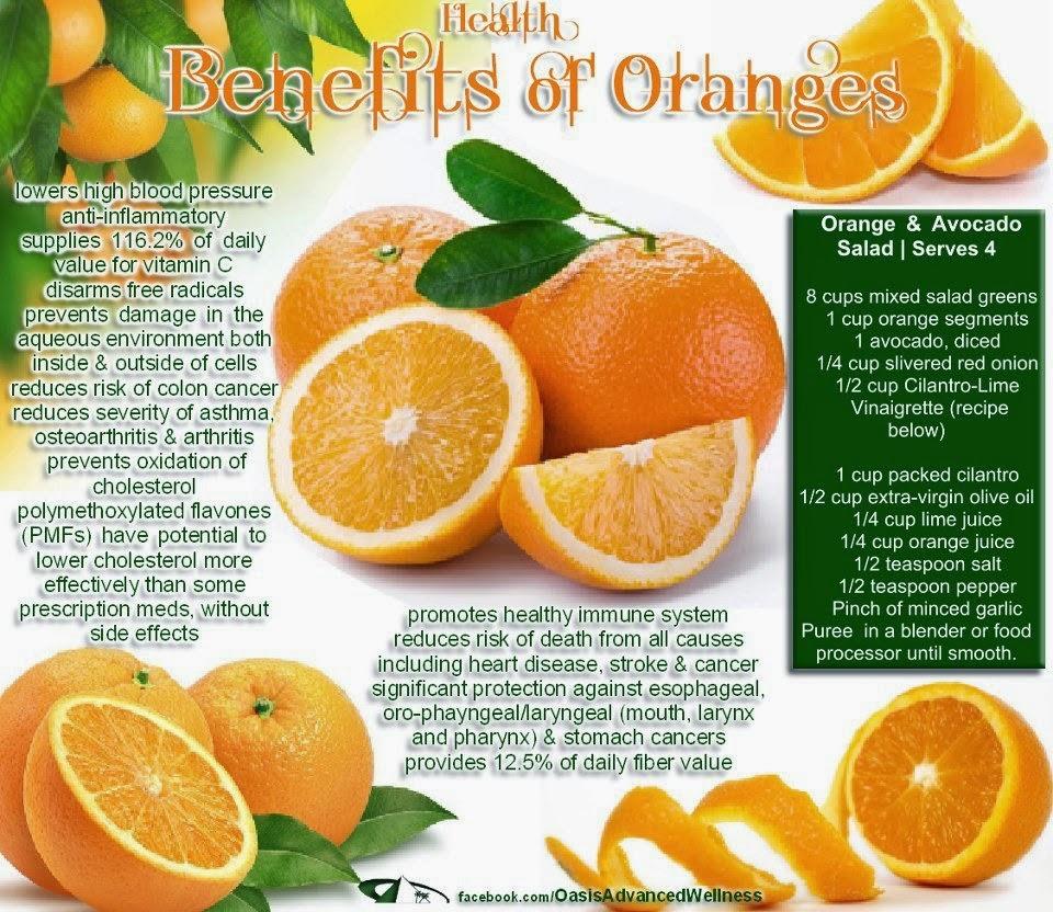 TOP 5 healthy fruits