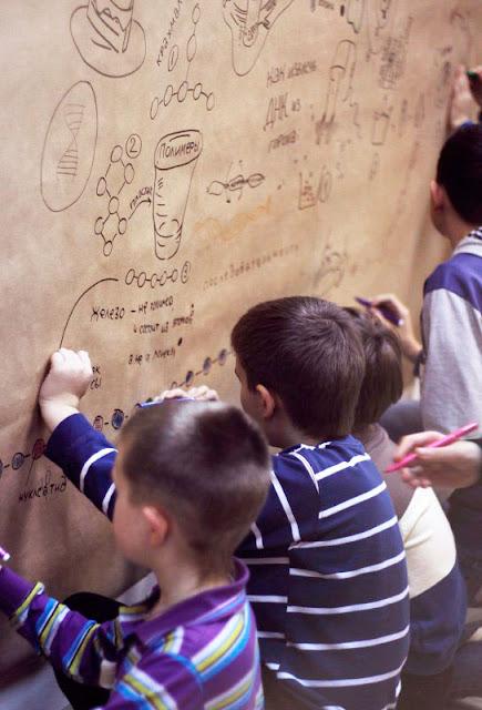 Лаборатория науки и творчества – уникальное место, где изучать, исследовать и творить интересно и просто.