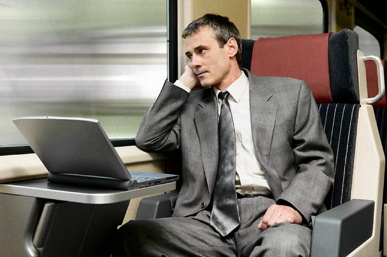 Keith Hann - Why Oh Why?: A train is the perfect place for writers ...