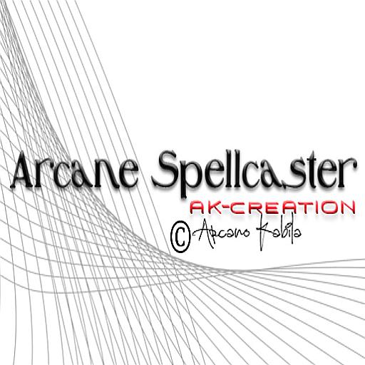 *Arcane Spellcaster*