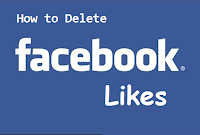 How Delete Your Likes In Facebook Timeline?