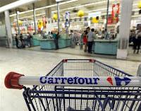 non respect du SMIC Carrefour