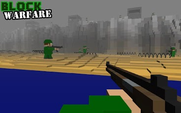 Block Warfare v1.0 Apk