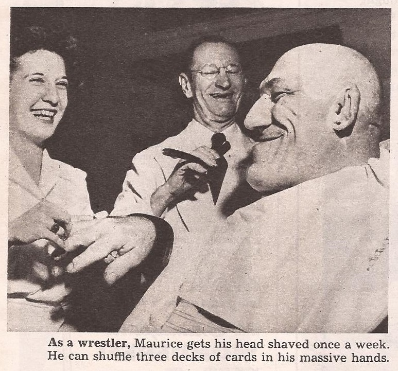 187 meet maurice tillet the man rumored to have inspired shrek