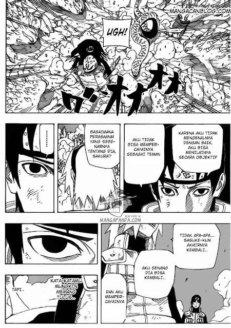 Komik Naruto 635 Bahasa Indonesia halaman 14