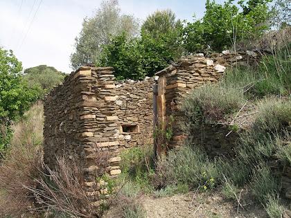 Barraca de vinya de la Mena del Vicente