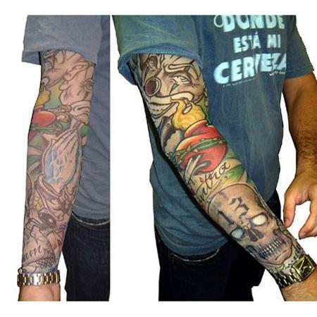 tattoo ideas for men sleeve. full sleeve tattoo designs for men