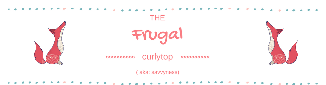 The Frugal Curlytop