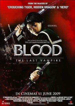 Ma Cà Rồng Cuối Cùng - Blood: The Last Vampire (2009)