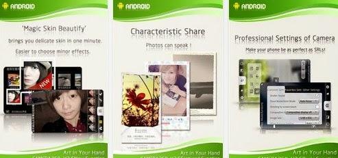 Camera360 - Aplikasi Edit Foto Android Terbaik dan Gratis
