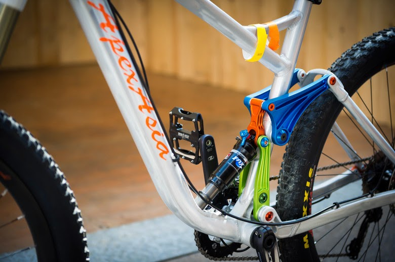 Bike News, Event, New Product, New Bike, Report, Apex Asia, Kona Magic Link