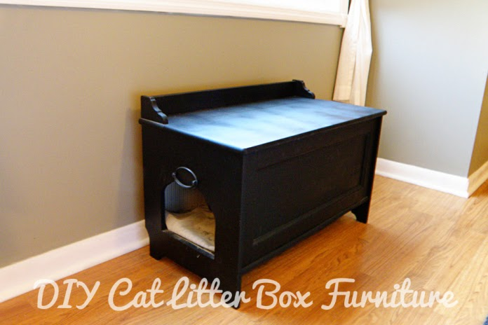 Keeping Cat Litter In The Box